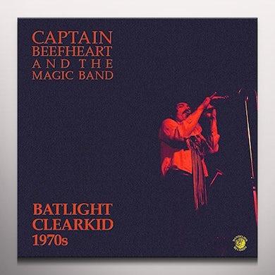 Captain Beefheart BATLIGHT CLEARKID Vinyl Record
