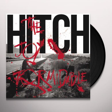 The Joy Formidable HITCH Vinyl Record