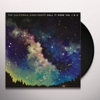 California Honeydrops CALL IT HOME 1 & 2 Vinyl Record