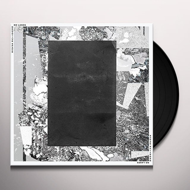 NO LANDS / HAMMOND / LAMARCA / HAMMOND / NO LANDS NEGATIVE SPACE Vinyl Record