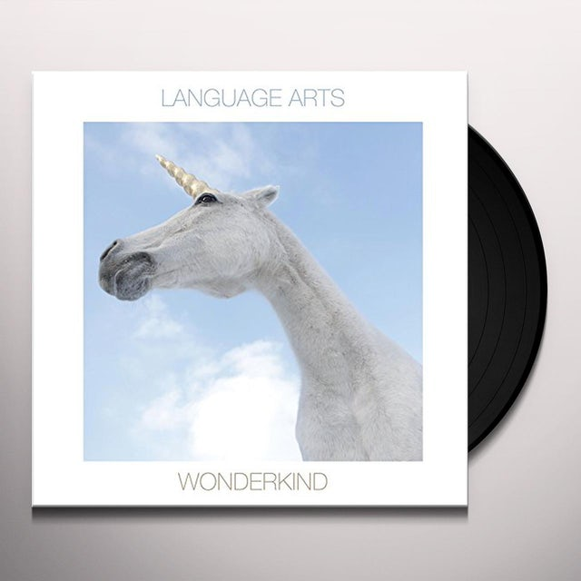 Language Arts WONDERKIND Vinyl Record