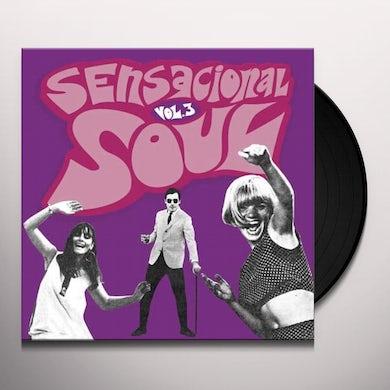 SENSACIONAL SOUL 3 / VARIOUS Vinyl Record