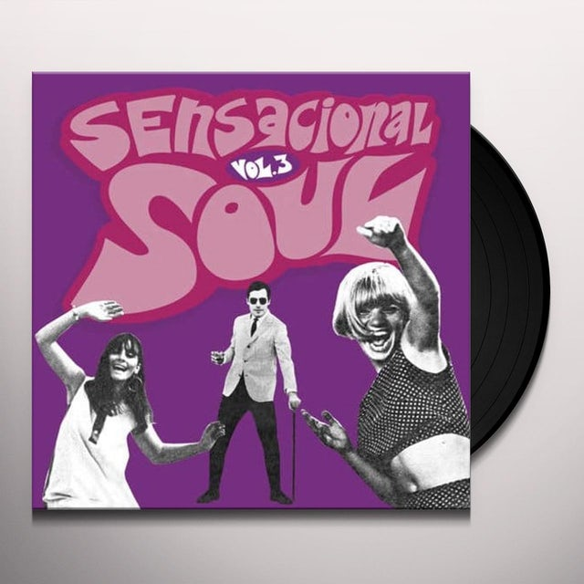 Sensacional Soul 3 / Various