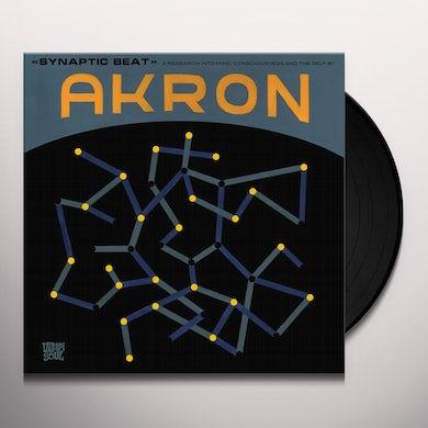Akron SYNAPTIC BEAT Vinyl Record