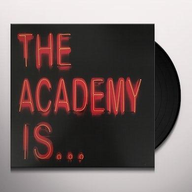 The Academy Is... SANTI Vinyl Record