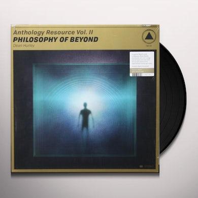 ANTHOLOGY RESOURCE VOL. II: PHILOSOPHY OF BEYOND Vinyl Record