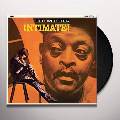 INTIMATE Vinyl Record