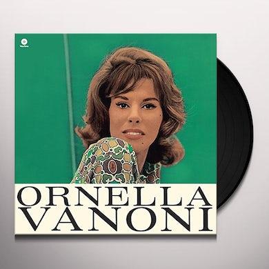 Ornella Vanoni DEBUT ALBUM + 2 BONUS TRACKS: DELUXE EDITION Vinyl Record - 180 Gram Pressing