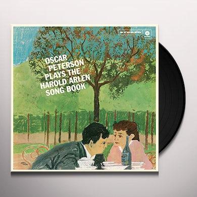 Oscar Peterson PLAYS THE HAROLD ARLEN SONG BOOK + 4 BONUS TRACKS Vinyl Record