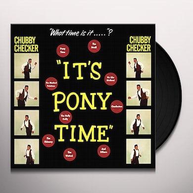 IT'S PONY TIME + 2 BONUS TRACKS (BONUS TRACKS) Vinyl Record