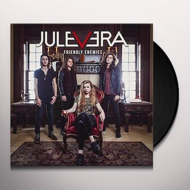 Jule Vera FRIENDLY ENEMIES Vinyl Record
