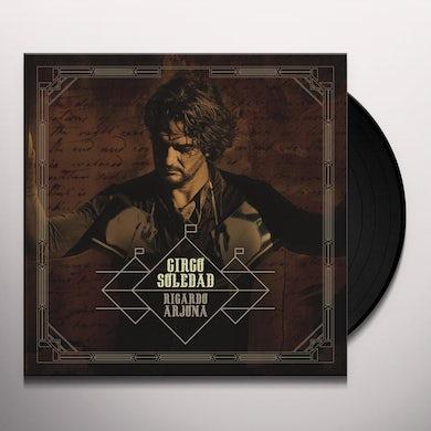 RICARDO ARJONA CIRCO SOLEDAD Vinyl Record