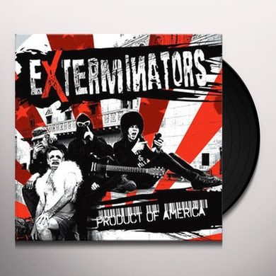 EXTERMINATORS PRODUCT OF AMERICA Vinyl Record