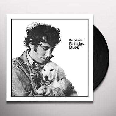 Bert Jansch BIRTHDAY BLUES Vinyl Record
