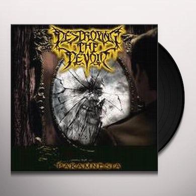 DESTROYING THE DEVOID PARAMNESIA Vinyl Record