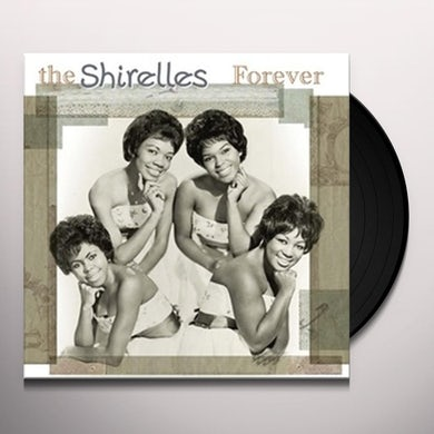 The Shirelles FOREVER Vinyl Record - Holland Release