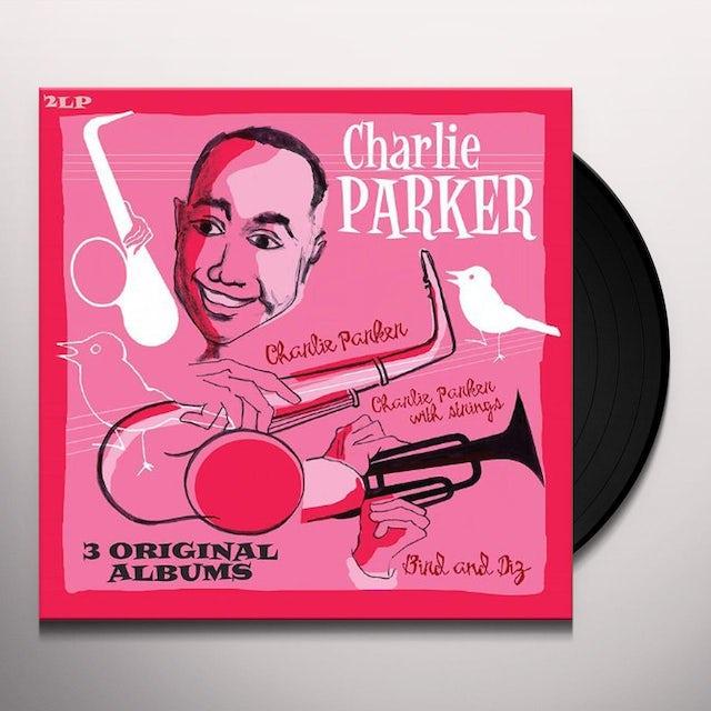 BIRD AND DIZ + CHARLIE PARKER + CHARLIE PARKER WIT Vinyl Record