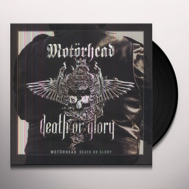 Motorhead DEATH OR GLORY Vinyl Record