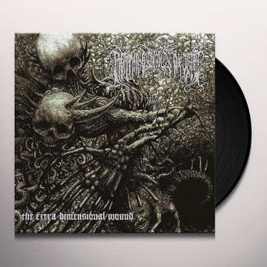 Lightning Swords Of Death EXTRA DIMENSIONAL WOUND Vinyl Record