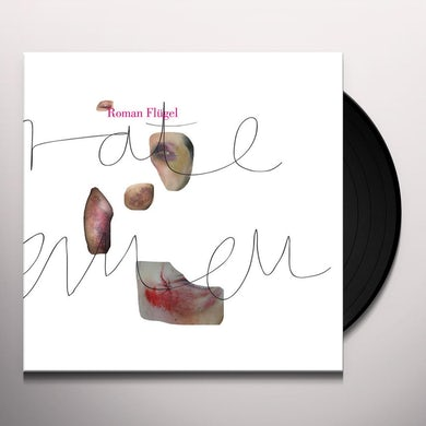 Roman Flügel DESPERATE HOUSEMEN Vinyl Record