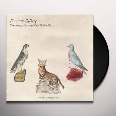 Dominik Eulberg FALKENAUGE KATZENGOLD & TAUBENBLUT Vinyl Record