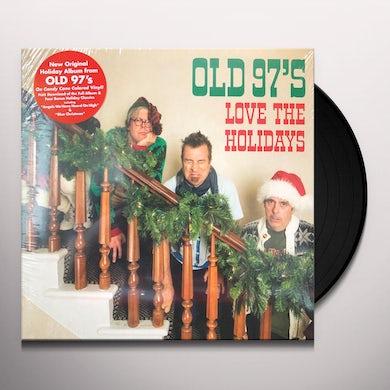 Love The Holidays Vinyl Record