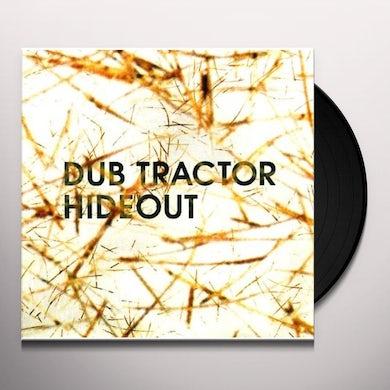 Dub Tractor HIDEOUT Vinyl Record