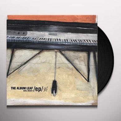 Album Leaf SEAL BEACH Vinyl Record