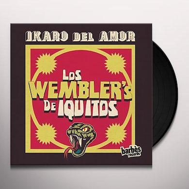 Wembler'S De Iquitos IKARO DEL AMOR Vinyl Record