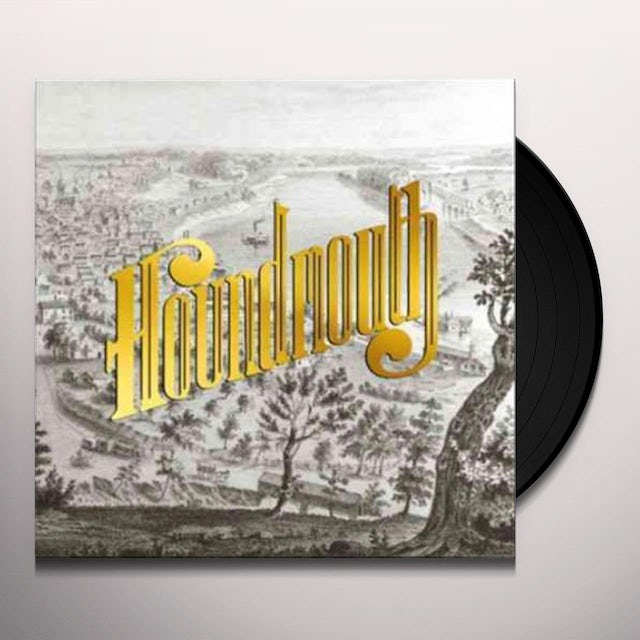Houndmouth FROM THE HILLS BELOW THE CITY Vinyl Record