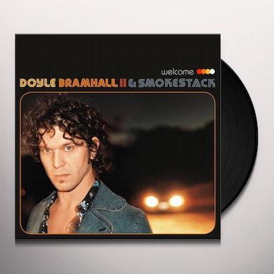 Welcome Vinyl Record