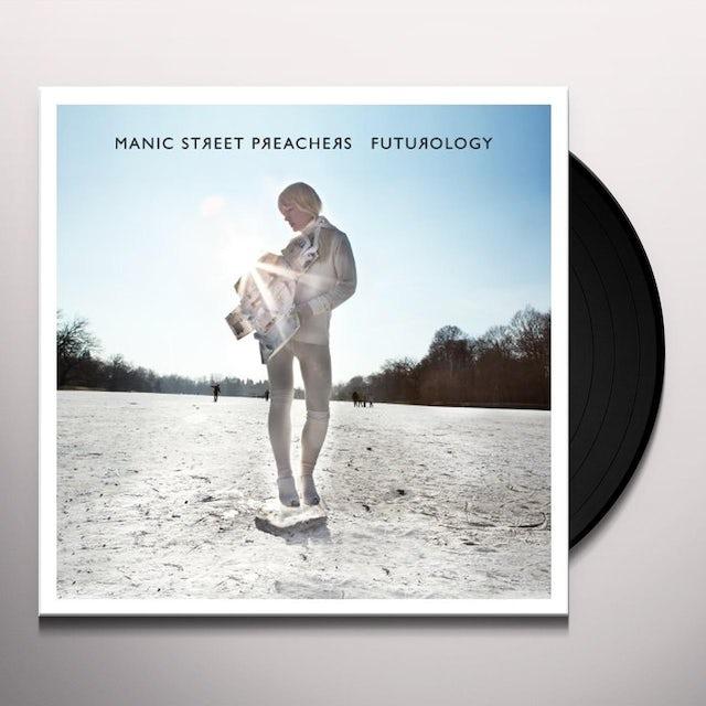 Manic Street Preachers FUTUROLOGY Vinyl Record