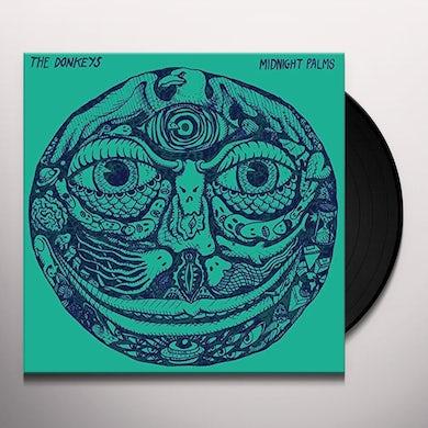 The Donkeys MIDNIGHT PALMS Vinyl Record