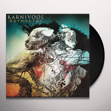 Karnivool Asymmetry Vinyl Record