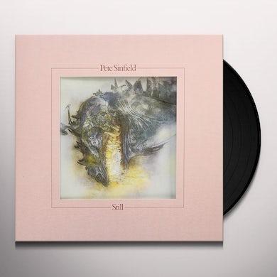 Pete Sinfield STILL Vinyl Record