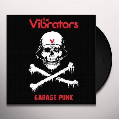 The Vibrators GARAGE PUNK Vinyl Record