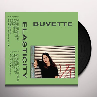 ELASTICITY Vinyl Record