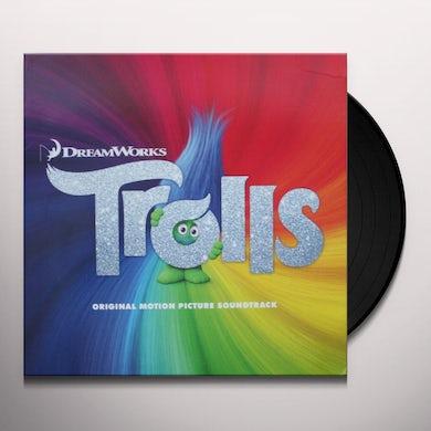 TROLLS / Original Soundtrack Vinyl Record
