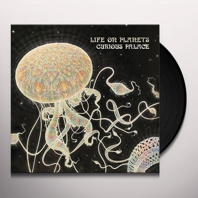 Life on Planets CURIOUS PALACE Vinyl Record