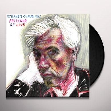 Stephen Cummings PRISONER OF LOVE Vinyl Record