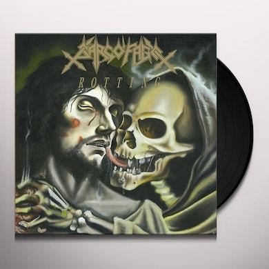 Sarcofago ROTTING Vinyl Record