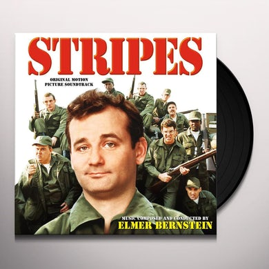STRIPES Vinyl Record