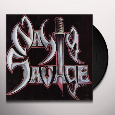 Nasty Savage Vinyl Record