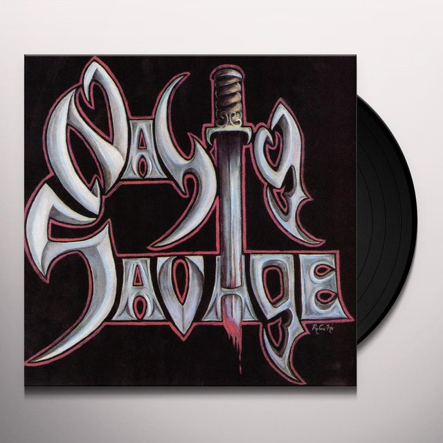Nasty Savage Vinyl Record