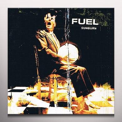 Fuel SUNBURN - Limited Edition 180 Gram Colored Vinyl Record