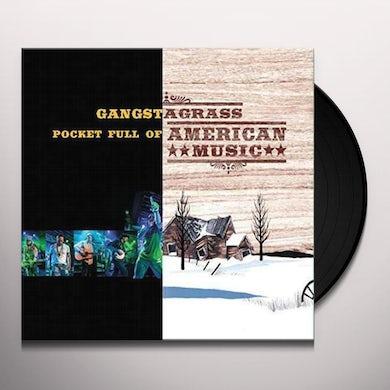 Gangstagrass POCKET FULL OF AMERICAN Vinyl Record