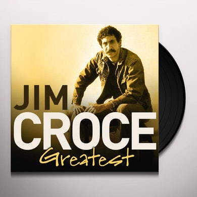 Jim Croce Photographs & Memories: His Greatest Hit Vinyl Record