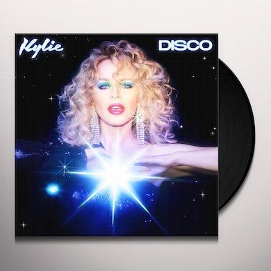 Kylie Minogue Disco Vinyl Record
