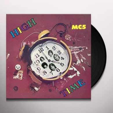 MC5 HIGH TIME Vinyl Record