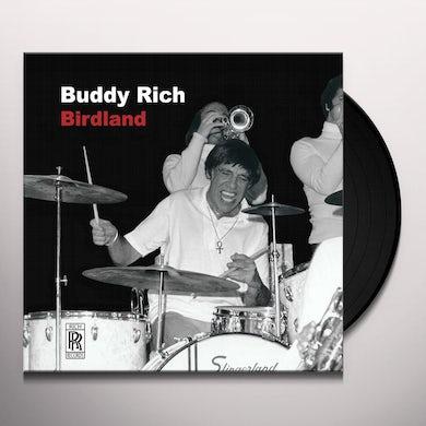 Buddy Rich BIRDLAND Vinyl Record